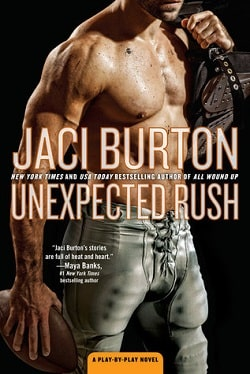 Unexpected Rush (Play by Play 11) by Jaci Burton