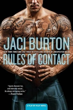 Rules of Contact (Play by Play 12) by Jaci Burton