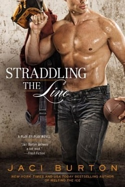 Straddling the Line (Play by Play 8) by Jaci Burton