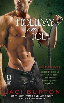 Holiday on Ice (Play by Play 8.5) by Jaci Burton