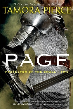 Page (Protector of the Small 2) by Tamora Pierce