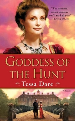 Goddess of the Hunt (The Wanton Dairymaid Trilogy 1) by Tessa Dare