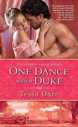 One Dance with a Duke (Stud Club 1) by Tessa Dare