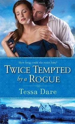 Twice Tempted by a Rogue (Stud Club 2) by Tessa Dare