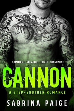 Cannon (A Step-Brother Romance 3) by Sabrina Paige