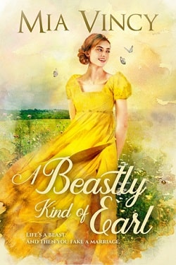 A Beastly Kind of Earl by Mia Vincy