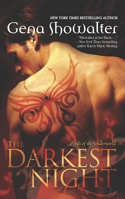 The Darkest Night (Lords of the Underworld 1) by Gena Showalter