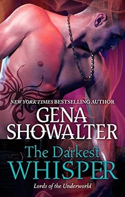 The Darkest Whisper (Lords of the Underworld 4) by Gena Showalter