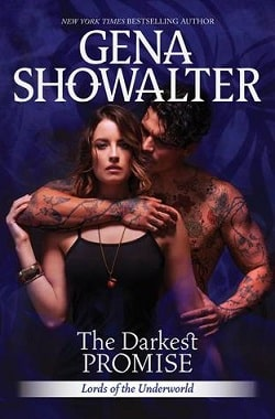 The Darkest Promise (Lords of the Underworld 13) by Gena Showalter