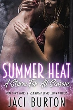 Summer Heat (Storm for All Seasons 1) by Jaci Burton