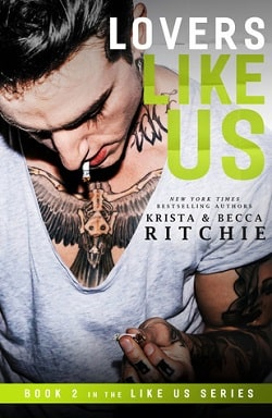 Lovers Like Us (Like Us 2) by Krista Ritchie