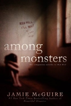 Among Monsters (Red Hill 1.5) by Jamie McGuire