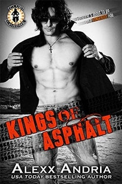 Kings of Asphalt (Club Chrome 1) by Alexx Andria