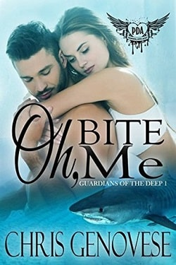 Oh, Bite Me (Guardians of the Deep 1) by Chris Genovese