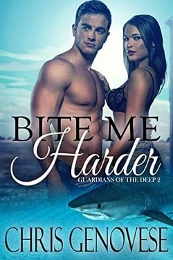 Bite Me Harder (Guardians of the Deep 2) by Chris Genovese