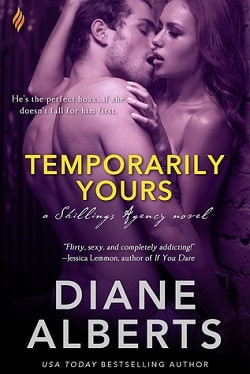 Temporarily Yours (Shillings Agency 1) by Diane Alberts