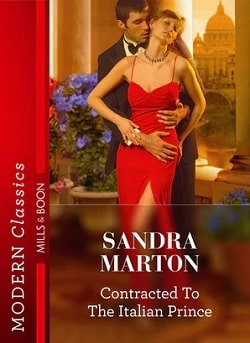 Contracted to the Italian Prince by Sandra Marton