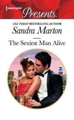 The Sexiest Man Alive (The Romanos 1) by Sandra Marton