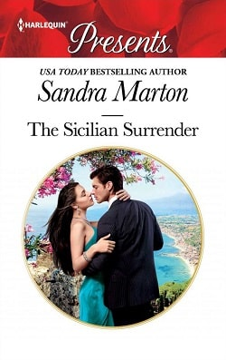 The Sicilian Surrender by Sandra Marton