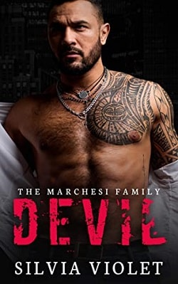 Devil  (The Marchesi Family 3) by Silvia Violet