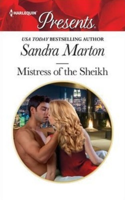 Mistress of the Sheikh by Sandra Marton