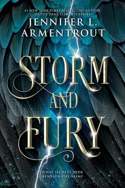 Storm and Fury (The Harbinger 1) by Jennifer L. Armentrout