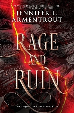 Rage and Ruin (The Harbinger 2) by Jennifer L. Armentrout