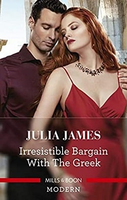 Irresistible Bargain with the Greek by Julia James