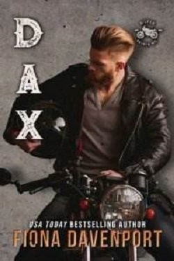 Dax (Silver Saints MC) by Fiona Davenport