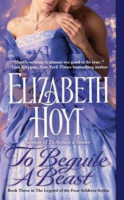 To Beguile a Beast (Legend of the Four Soldiers 3) by Elizabeth Hoyt