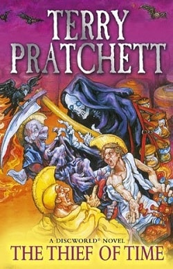 Thief of Time (Discworld 26) by Terry Pratchett