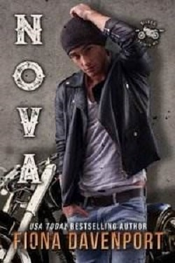 Nova (Silver Saints MC) by Fiona Davenport