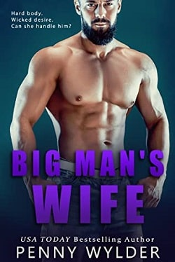 Big Man's Wife by Penny Wylder