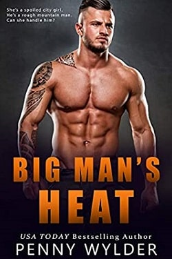 Big Man's Heat (Big Men Big Hearts 3) by Penny Wylder